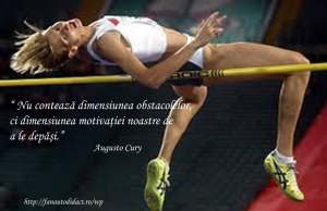 Augusto Cury Obstacole + motivatie