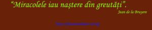Miracolele Jean de la Bruyere