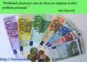 Maxwell probleme financiare