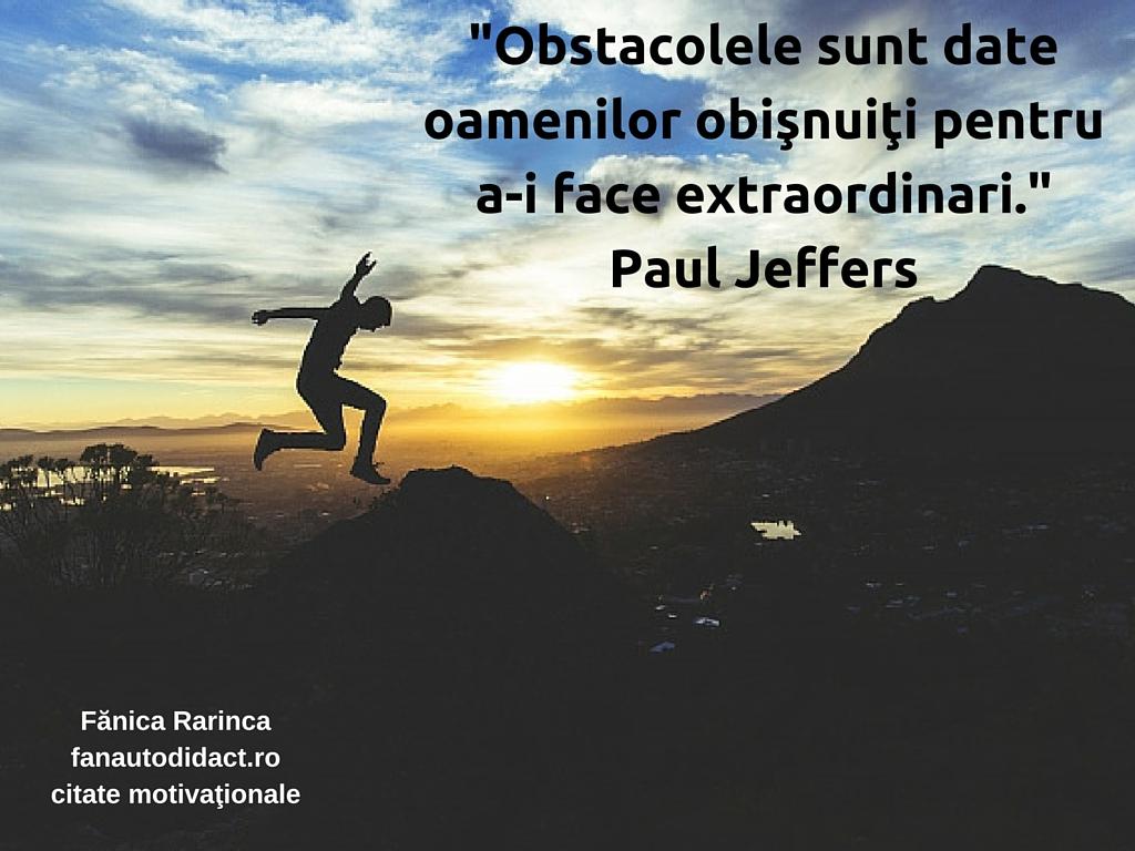 Citate Motivationale Despre Fotografie : Citate despre obstacole