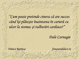 Dale Carnagie Cum pretinyi succesul
