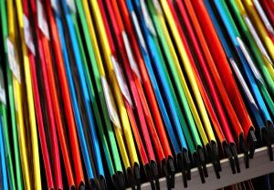 dosare colorate