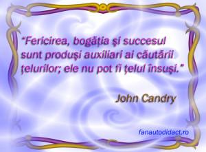 John Candry Fericirea