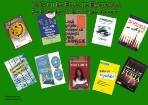 10 carti de educatie emotionala pe care le-am citit