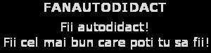 Fanautodidact.ro